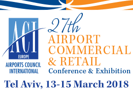 The ACI EUROPE Airport Commercial & Retail Conference & Exhibition